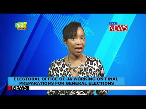 Electoral Office of Jamaica Working On Final Preparations For General Elections