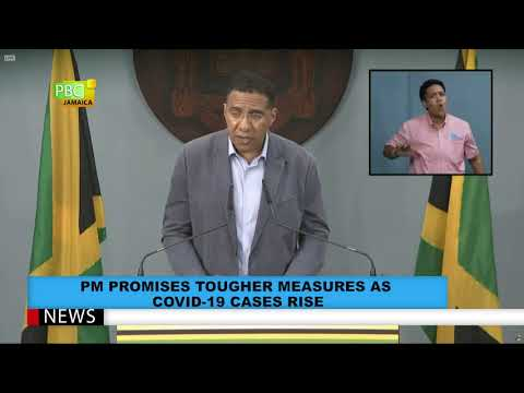 PM Promises Tougher Measures As COVID-19 Cases Rise