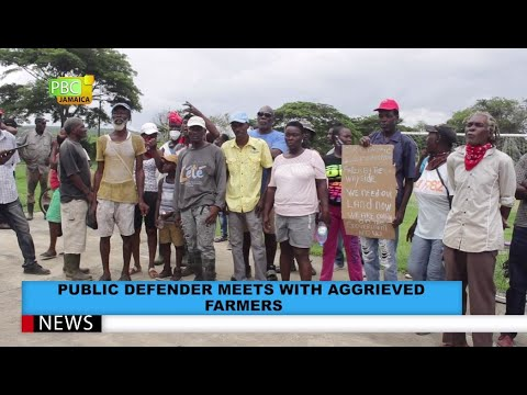 Public Defenders Meets With Aggrieved Farmers