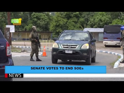 Senate Votes To End SOEs