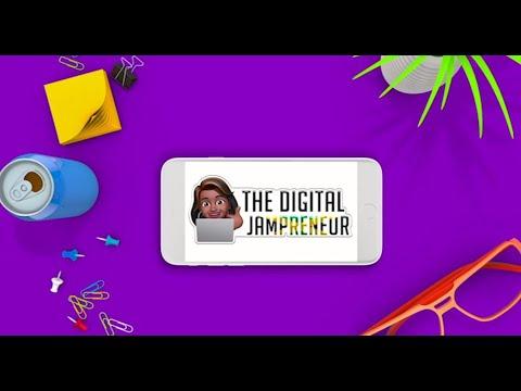 The Digital Jampreneur – Episode 2