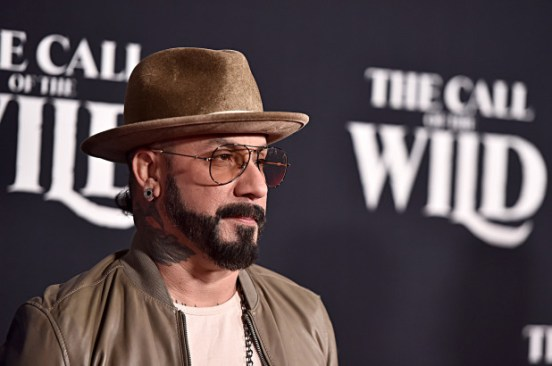 Backstreet Boys' AJ McLean joins 'Dancing With the Stars' COVID-19 edition