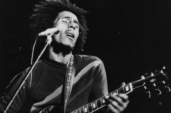 Amazon puts the spotlight on Bob Marley