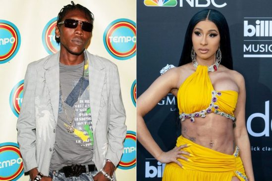 Cardi B Says Vybz Kartel Is One Of Her Favorite Artists In The World