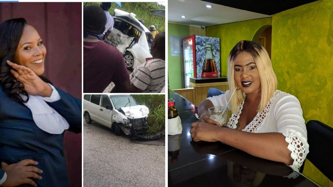 Two women Die in Crashes in West