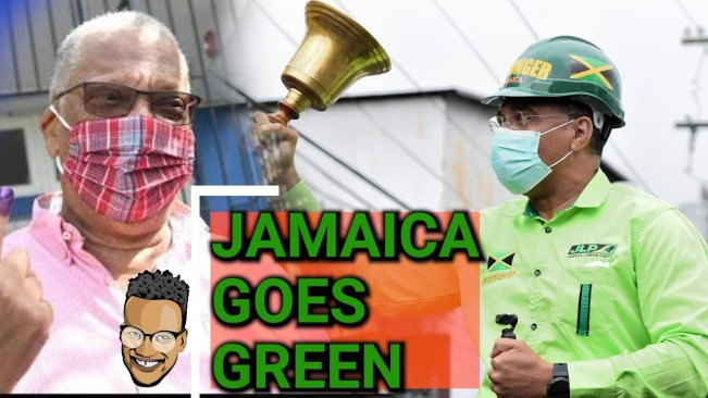 How Andrew Holness & The JLP Turned Jamaica Green While the PNP Lost Safe Seats| Election 2020