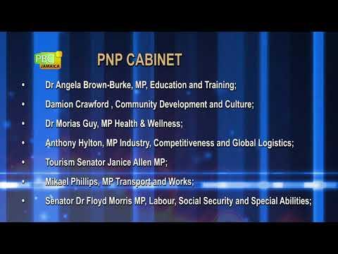 Interim Shadow Cabinet Announced