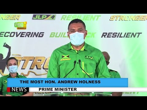 JLP Sweeps PNP Aside In Emphatic Victory