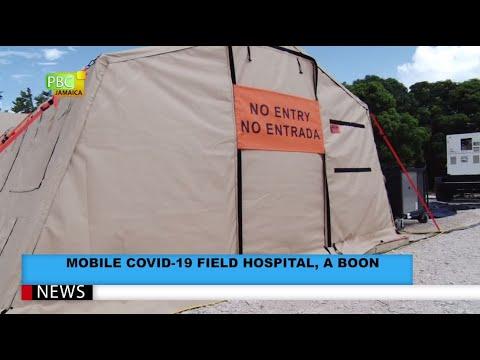 Mobile COVID-19 Field Hospital, A Boon