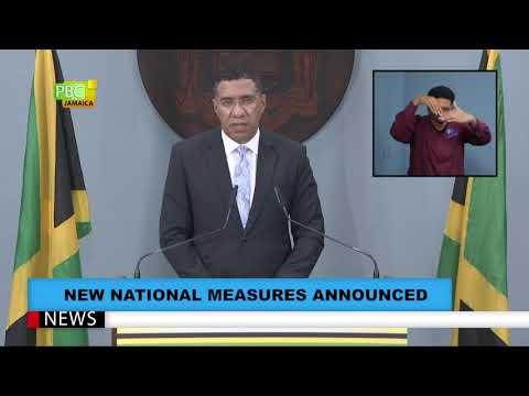 New National Measures Announced
