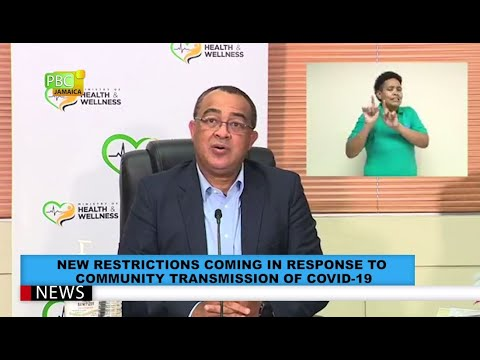 New Restrictions Coming In Response To Community Spread Transmission Of COVID-19