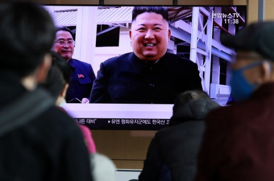 North Korea could soon unveil missile able to reach US, officials warn