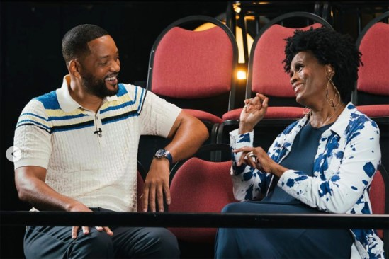 Will Smith finally buries hatchet with 'First Aunt Viv' Janet Hubert