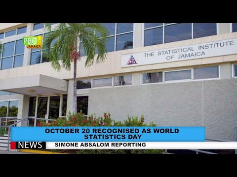 October 20 Recognised As World Statistics Day