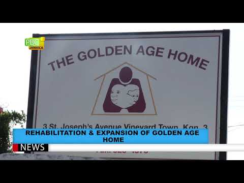 Rehabilitation & expansion of Golden Age Home