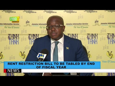 Rent Restriction Bill To Be Tabled By End Of Fiscal Year