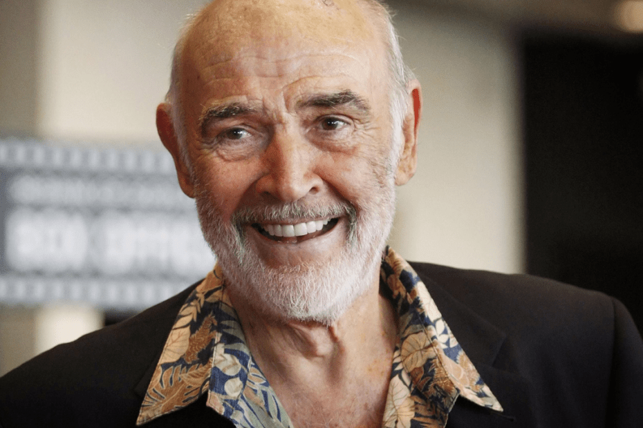 Sean Connery is dead
