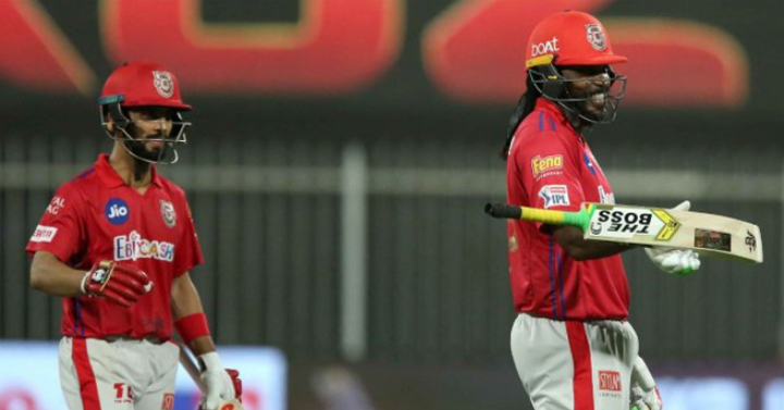 Gayle puts Kings XI into IPL Play-Offs