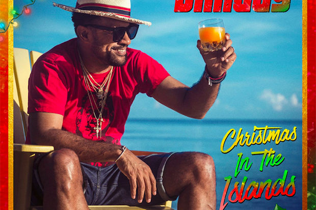 Shaggy announces new Christmas Album