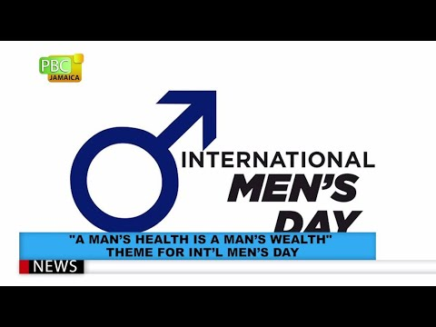 """""""A Man's Health Is A Man's Wealth"""" Theme For Int'l Men's Day"""