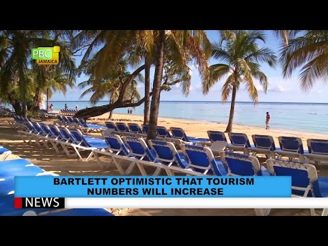 Bartlett Optimistic That Tourism Numbers Will Increase