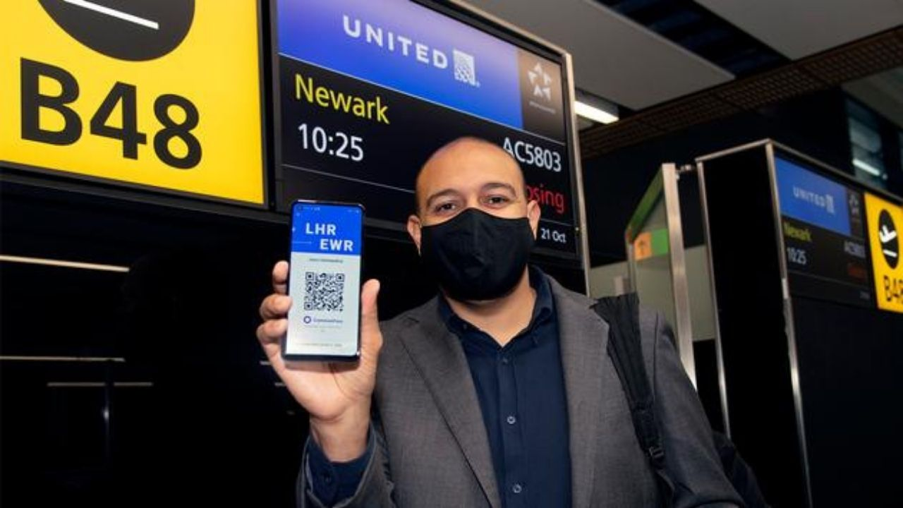 CommonPass App Could Open Up International Travel