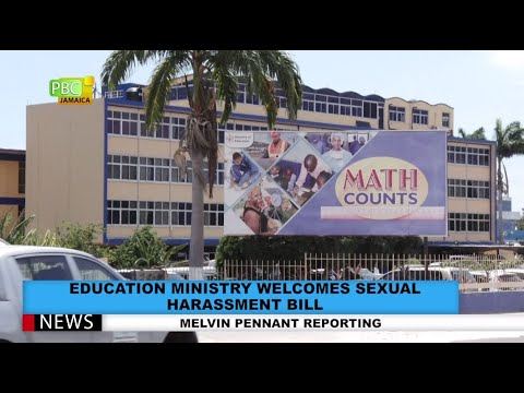 Education Ministry Welcomes Sexual Harassment Bill