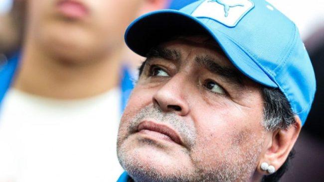 Maradona surgery on brain blood clot successful, says his doctor