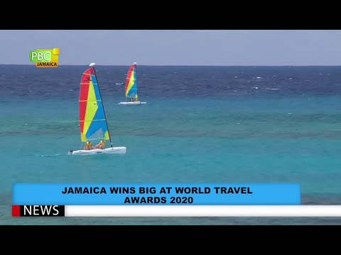 Jamaica Wins Big At World Travel Awards 2020