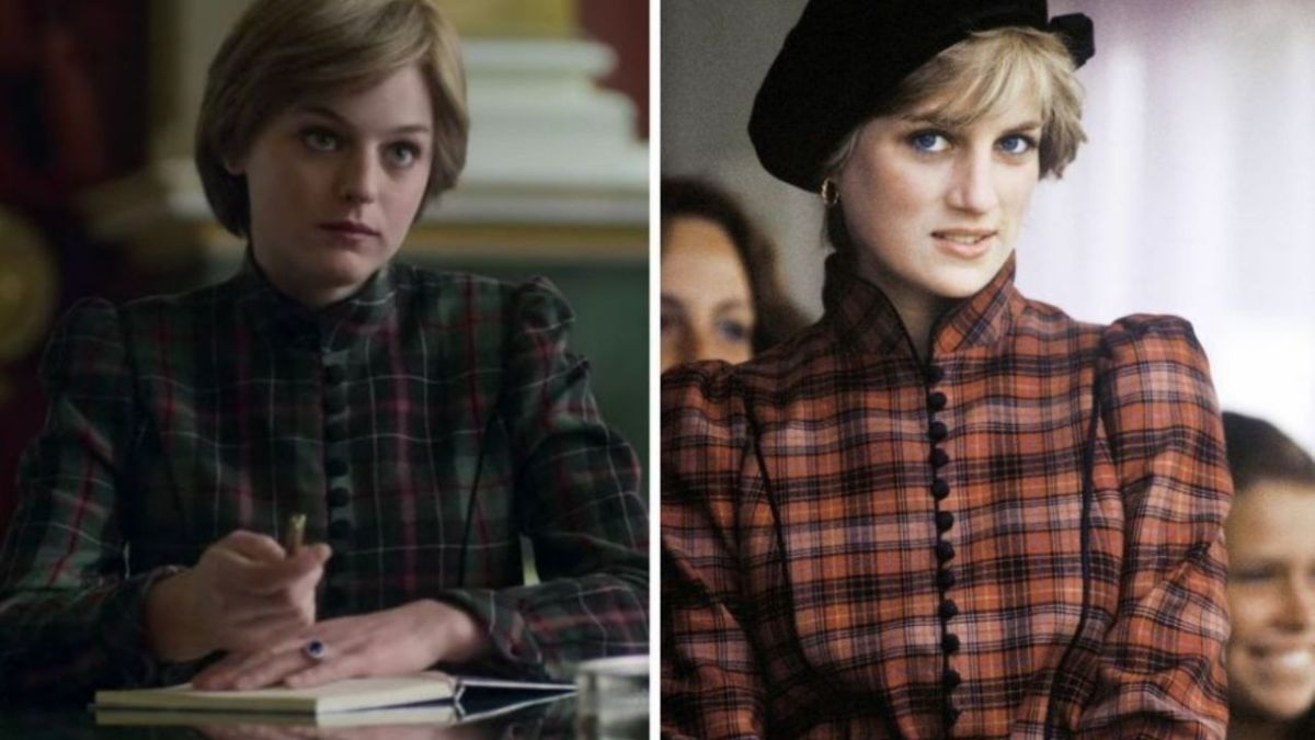 13 Iconic Princess Diana Outfits Recreated in 'The Crown's' Fourth Season