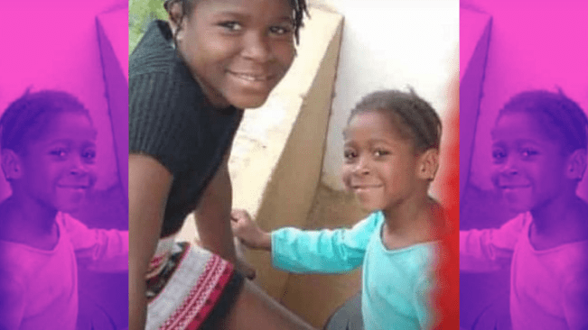 85-y-o and 2 granddaughters murdered