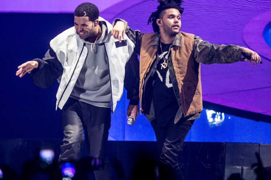 Drake loses hope in the Grammys following The Weeknd's snub