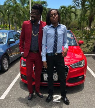 Beenie Man's son released from hospital