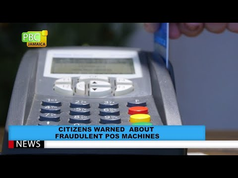 Citizens Warned About Fraudulent POS Machines