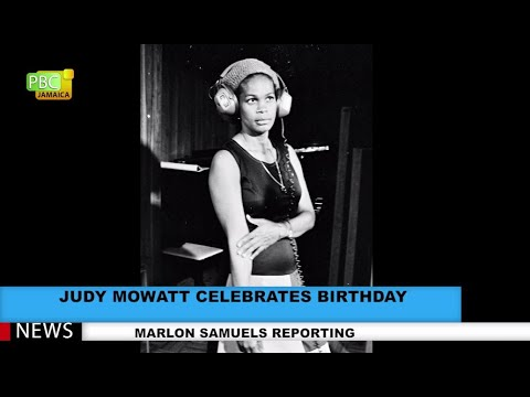 Judy Mowatt Celebrates Birthday