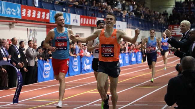 Millrose Games Cancelled Due to COVID-19