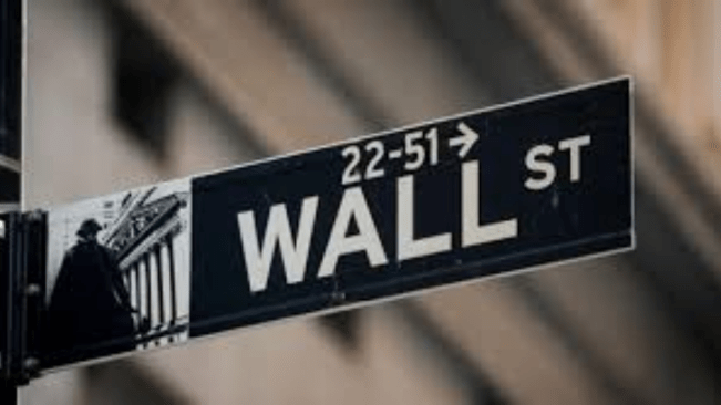 Wall Street Drops on Fears over New COVID-19 Strain