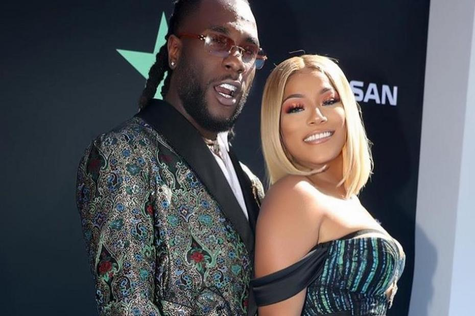 Burna Boy Accused Of Cheating On girlfriend Stefflon Don