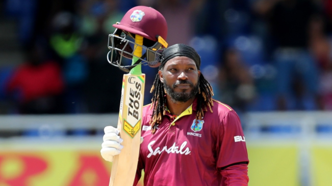 Chris Gayle Bats for T10 Cricket to be Included in the Olympics