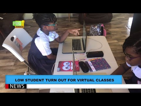 Low Student Turn Out On Virtual Classes