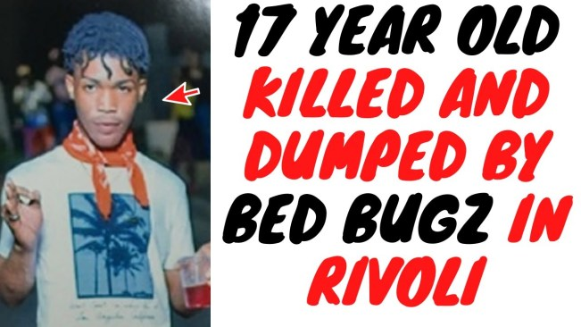 """Missing Teen Nickoy Blake Has Been Killed By The """"BED BUGZ"""" Gang In Rivoli"""