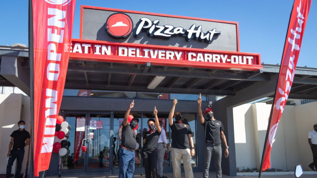 Pizza Hut Opens New Restaurant in Harbour View