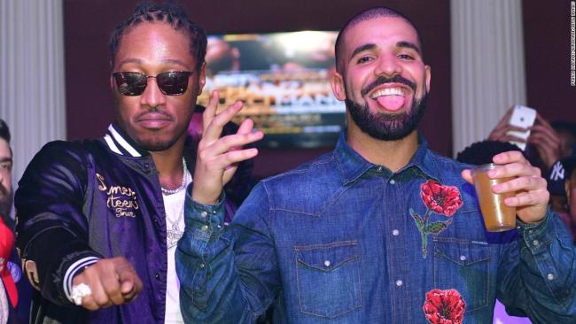 Drake, Future, Post Malone among Top Streamed Artistes of the 2010s