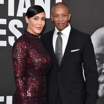 "Dr. Dre's wife makes shocking Abuse Accusations!  ""He held gun to my head, punch me in the face"""