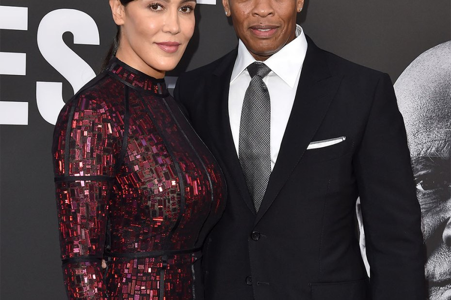 """Dr. Dre's wife makes shocking Abuse Accusations!  """"He held gun to my head, punch me in the face"""""""