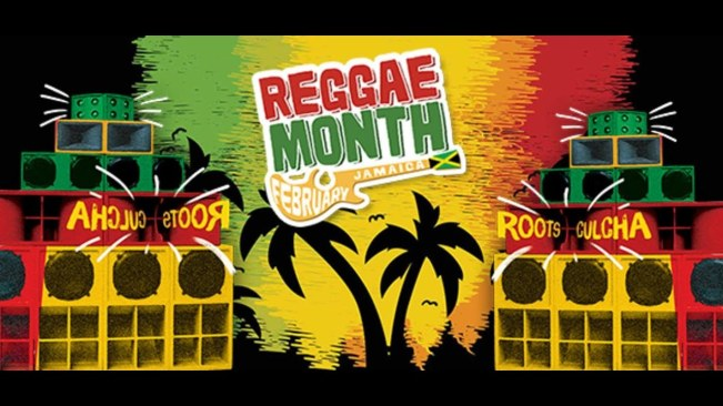 LIVE NOW:Reggae Month Feature Day 18