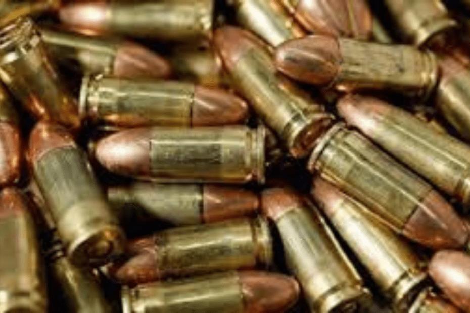 Ammunition Seized on Robinson Road, Kingston 19