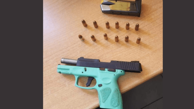 'Tu-Pac' Held with Illegal Gun in Red Ground, Negril