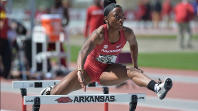 Jamaican Sprint Hurdler Janeek Brown Joins MVP International