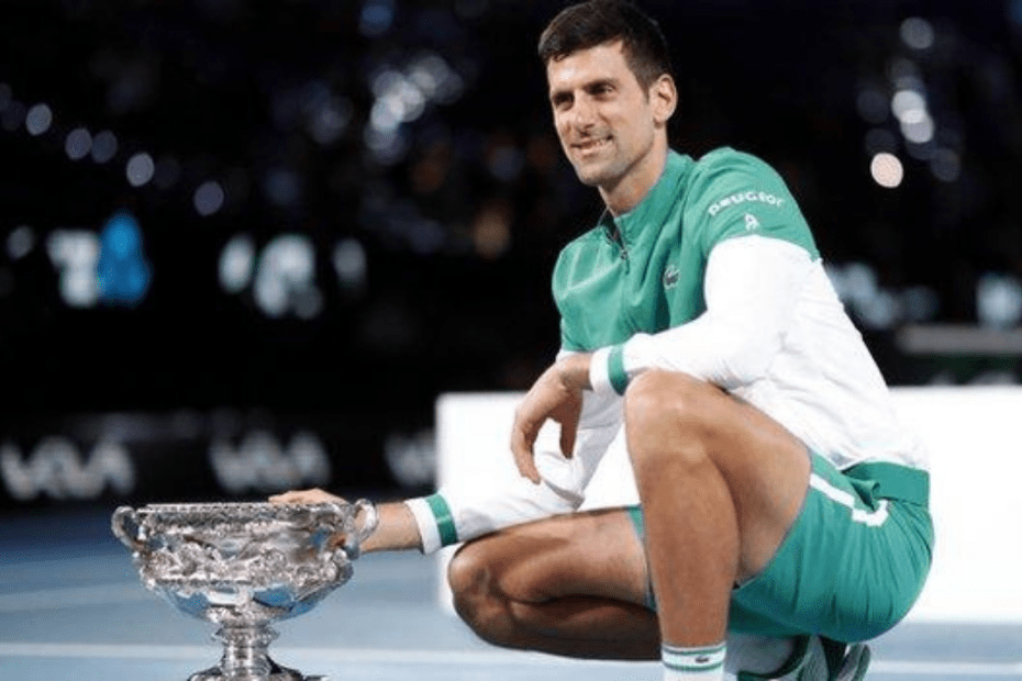 Djokovic Equals Federer's World Number One Record